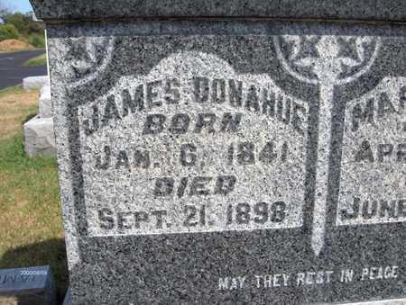 DONAHUE, JAMES - Clinton County, Iowa | JAMES DONAHUE
