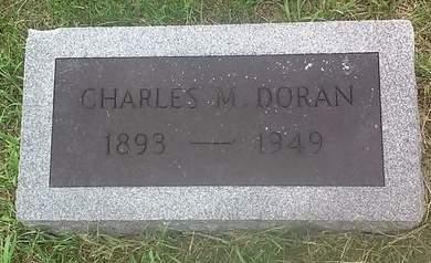 DORAN, CHARLES M. - Clinton County, Iowa   CHARLES M. DORAN