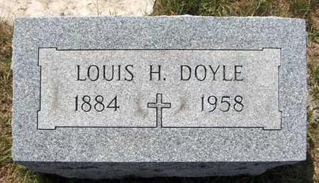DOYLE, LOUIS H. - Clinton County, Iowa | LOUIS H. DOYLE