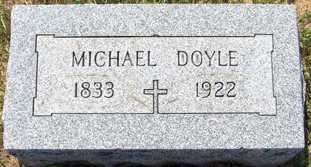 DOYLE, MICHAEL - Clinton County, Iowa   MICHAEL DOYLE