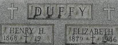 DUFFY, HENRY H. - Clinton County, Iowa | HENRY H. DUFFY