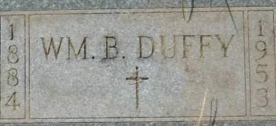 DUFFY, WM. B. - Clinton County, Iowa | WM. B. DUFFY
