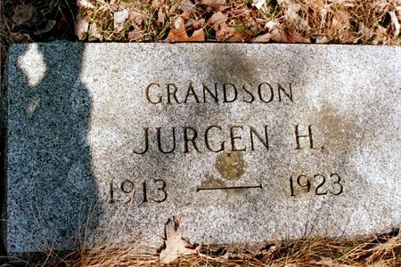 DUHR, JURGEN H. - Clinton County, Iowa | JURGEN H. DUHR