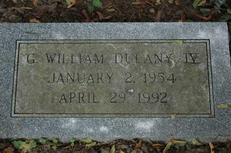 DULANEY, G. WILLIAM - Clinton County, Iowa | G. WILLIAM DULANEY