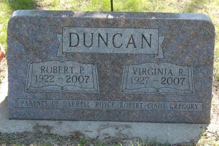 DUNCAN, VIRGINIA R. - Clinton County, Iowa   VIRGINIA R. DUNCAN