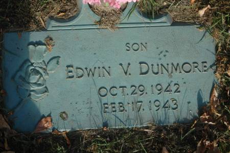 DUNMORE, EDWIN V. - Clinton County, Iowa | EDWIN V. DUNMORE