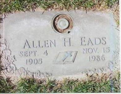 EADS, ALLEN H. - Clinton County, Iowa | ALLEN H. EADS
