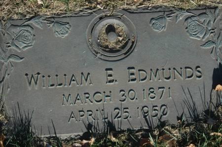 EDMUNDS, WILLIAM E. - Clinton County, Iowa | WILLIAM E. EDMUNDS