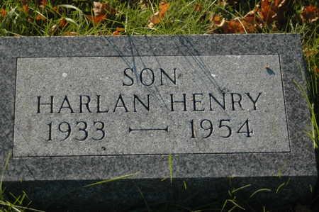 EGGERS, HARLAN HENRY - Clinton County, Iowa | HARLAN HENRY EGGERS
