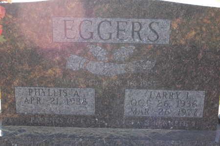 EGGERS, PHYLLIS A. - Clinton County, Iowa | PHYLLIS A. EGGERS