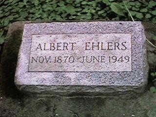 EHLERS, ALBERT - Clinton County, Iowa | ALBERT EHLERS