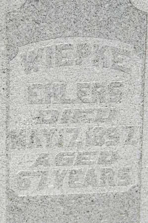 EHLERS, WIEBKE - Clinton County, Iowa | WIEBKE EHLERS