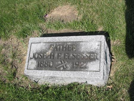 ELSESSER, JOSEPH - Clinton County, Iowa | JOSEPH ELSESSER