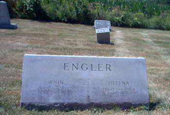 ENGLER, HELENA - Clinton County, Iowa | HELENA ENGLER