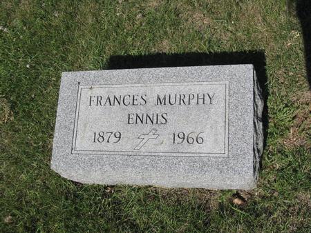 ENNIS, FRANCES - Clinton County, Iowa | FRANCES ENNIS