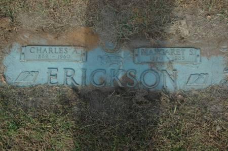 ERICKSON, CHARLES A. - Clinton County, Iowa   CHARLES A. ERICKSON