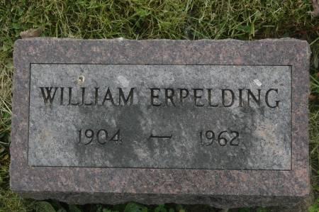 ERPELDING, WILLIAM - Clinton County, Iowa   WILLIAM ERPELDING