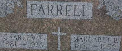 FARRELL, CHARLES P. - Clinton County, Iowa | CHARLES P. FARRELL