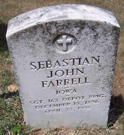 FARRELL, SEBASTIAN JOHN - Clinton County, Iowa | SEBASTIAN JOHN FARRELL