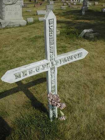 FELDPAUSCH, G. - Clinton County, Iowa | G. FELDPAUSCH