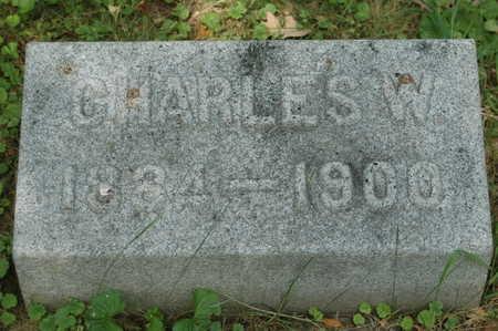 FENLON, CHARLES W. - Clinton County, Iowa | CHARLES W. FENLON