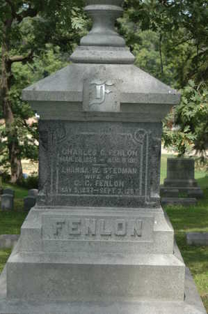 FENLON, MONUMENT - Clinton County, Iowa | MONUMENT FENLON