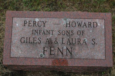 FENN, PERCY - Clinton County, Iowa | PERCY FENN