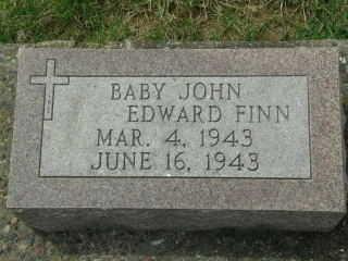 FINN, JOHN EDWARD - Clinton County, Iowa   JOHN EDWARD FINN