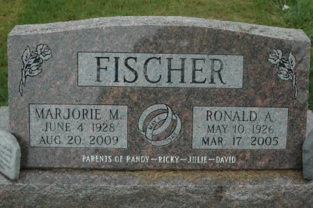 FISCHER, RONALD A. - Clinton County, Iowa | RONALD A. FISCHER