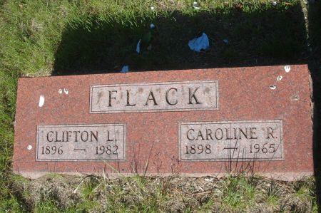 FLACK, CLIFTON L. - Clinton County, Iowa   CLIFTON L. FLACK