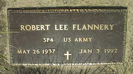 FLANNERY, ROBERT LEE - Clinton County, Iowa | ROBERT LEE FLANNERY