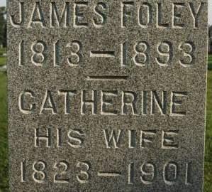 FOLEY, CATHERINE - Clinton County, Iowa | CATHERINE FOLEY