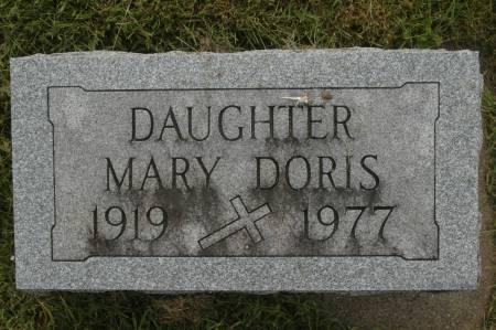 FULLAN, MARY DORIS - Clinton County, Iowa   MARY DORIS FULLAN