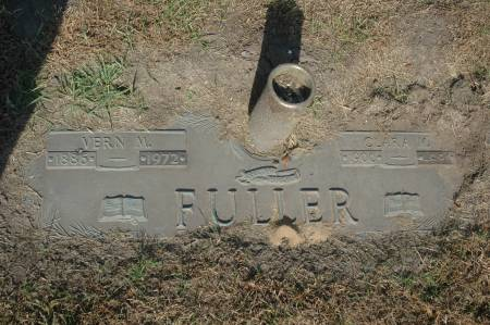 FULLER, VERN M. - Clinton County, Iowa   VERN M. FULLER