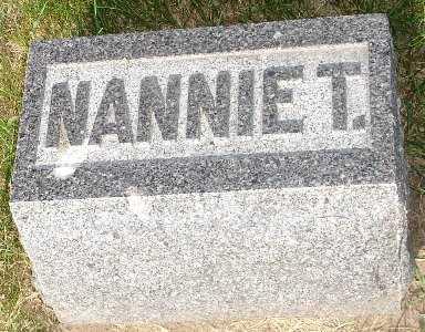 GAMES, NANNIE - Clinton County, Iowa | NANNIE GAMES
