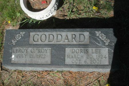 GODDARD, LEROY C.