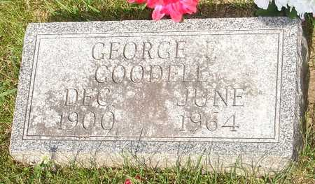 GOODELL, GEORGE F. - Clinton County, Iowa   GEORGE F. GOODELL