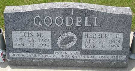 GOODELL, HERBERT E. - Clinton County, Iowa | HERBERT E. GOODELL