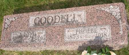 GOODELL, PHOEBE - Clinton County, Iowa | PHOEBE GOODELL