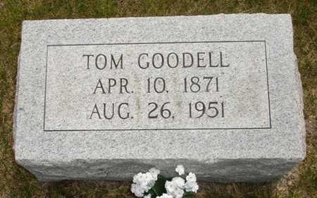 GOODELL, TOM - Clinton County, Iowa | TOM GOODELL