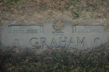 GRAHAM, MAY - Clinton County, Iowa   MAY GRAHAM