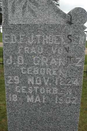 GRANTZ, ELSABEA DOROTHEA FRIEDERICA JOHANNE THOENSEN - Clinton County, Iowa | ELSABEA DOROTHEA FRIEDERICA JOHANNE THOENSEN GRANTZ