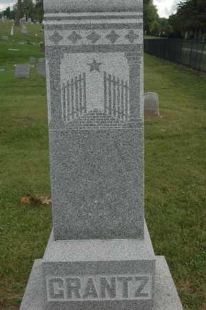 GRANTZ, FAMILY MONUMENT - Clinton County, Iowa | FAMILY MONUMENT GRANTZ