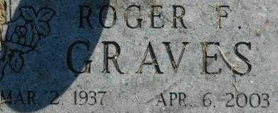 GRAVES, ROGER - Clinton County, Iowa | ROGER GRAVES