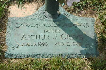 GREVE, ARTHUR J. - Clinton County, Iowa   ARTHUR J. GREVE