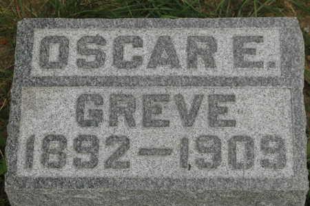 GREVE, OSCAR E. - Clinton County, Iowa | OSCAR E. GREVE