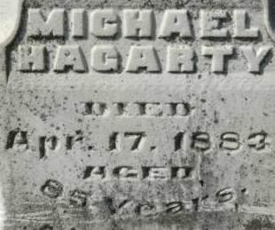 HAGARTY, MICHAEL - Clinton County, Iowa | MICHAEL HAGARTY