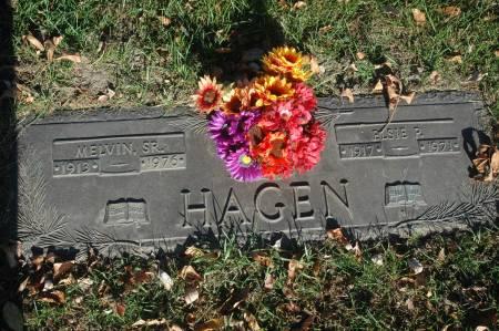 HAGEN, ELSIE P. - Clinton County, Iowa | ELSIE P. HAGEN