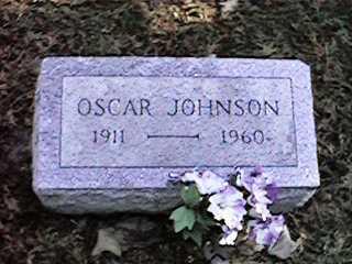 JOHNSON, OSCAR - Clinton County, Iowa | OSCAR JOHNSON