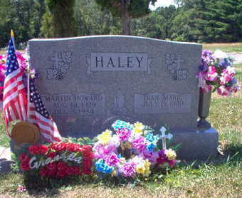 HALEY, MARTIN - Clinton County, Iowa | MARTIN HALEY